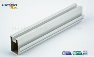China Window / Door Frame Anodized Aluminum Profile in Building Construction on sale