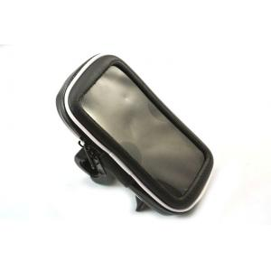 China 360 Rotating Bike Mount Holder Case For iPhone 5 5S / Handlebar Water-resistant Zip Bag Case on sale