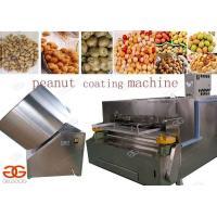 China peanut coating machine  beans coating machine on sale