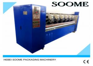 China Operate Stably Corrugated Slitter Machine HRB Bearings With High Strength Belts on sale