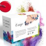 2019 hot sell new arrival Acrylic Dipping Powder Set Dip Powder Nails Set Dip Polish Gel 3 In 1 System