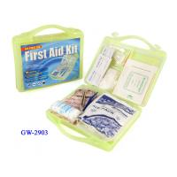 Multifunctional Plastic First aid kit box for medicine , first aid equipment