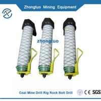 pneumatic roof bolter|Portable Pneumatic Jumbolter Roof for Coal Mine Cable Installation pneumatic roof bolter