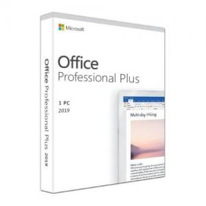 China DVD Package Microsoft Office 2019 Pro Plus Key / Office 2019 Professional Plus Serial Key on sale