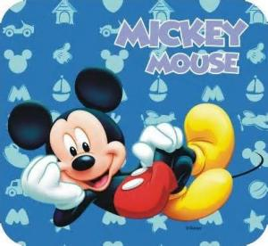 China Lovely custom nontoxic EVA mickey mouse mouse pad  personalized for Advertising gift on sale