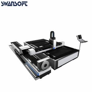 China 3 Years Warranty Laser Cutting Stainless Steel Sheet and pipe Fiber Laser Cutting Machine Cut Metal and Pipe on sale