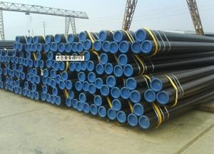 China X42 X46 X52 Seamless Steel Tube , Hot Rolled carbon steel seamless pipe on sale