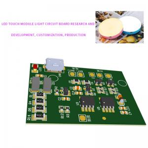 China Direct Bonding Wire CE Senkong Night Light PCB With USB on sale