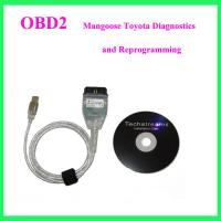 Mangoose Toyota Diagnostics and Reprogramming Interface With Completely New Chip