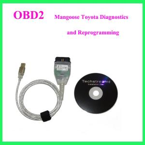 China Mangoose Toyota Diagnostics and Reprogramming Interface With Completely New Chip on sale
