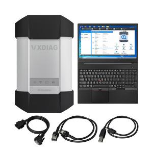 China Vxdiag C6 Professional Star C6 Diagnostic Tool for Benz Better than Mb Star c4/Star c5 with 1TB Software HDD and Laptop on sale
