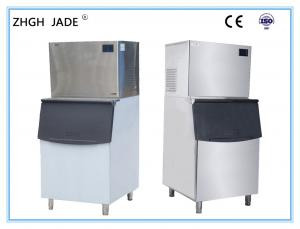 China 0 . 12Kw Reducer Flake Ice Maker , Durable Industrial Ice Making Machine on sale