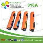 Refillable новый HP 310A 311A 312A 313A красит патрон тонера для CP1025 CP1025NW