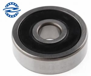 China 6300-2RSH Miniature Deep Groove Ball Bearing Sealed End Wear Resistance on sale