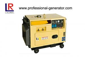 China 1.8kVA / 2kVA Small silent Diesel Welder Generator with Single Cylinder on sale