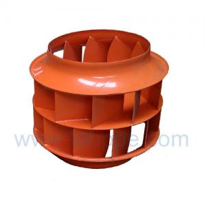 Quality FD315GI-centrifugal blower impellers,Backward curved impeller,Aluminum,Iron,sus for sale