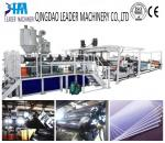 high impact resistance pmma sheet extrusion line
