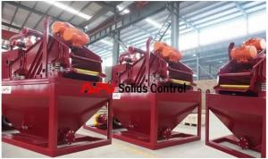 China Best quality API certified ZJ rig solids control system for sale on sale