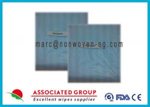 China Electronic Non Woven Cleaning Wipes , Multi Purpose Computer Cleaning Wipes on sale