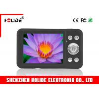 China Automatic Flash Miniature Digital Camera Built In 128MB SDRAM Internal Memory on sale