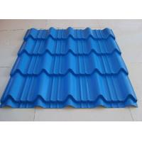 Lightweight Galvanized Metal Roof Sheet Water-proof / Anti Rust