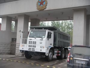 Quality HOWO 70 Ton Strong Horsepower 6x4 Mining Heavy Duty Dump Truck for Transportation for sale