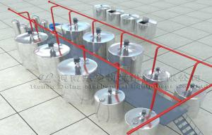 China High quality rice/broken rice liquid glucose syrup processing plant on sale