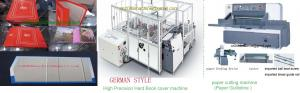 China German style Hard Book Cover machine on sale