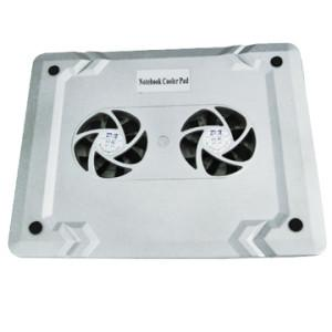 China Notebook Cooling Fan with USB Port Two Fans on sale