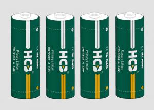 China A Model Spiral 2500mAh CR17505 Li-MnO2 Battery Primary Non rechargeable for bike sharing on sale