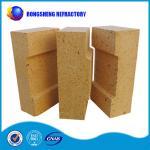 alta arcilla del alúmina del 50% el 60% el 70% el 80% para el horno de inducción de fusión de aluminio del cobre del horno de cemento