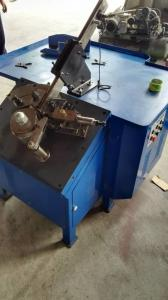 China Supply Thread Rolling Machine  with 730mm Vibrating Plate From Gold Supplier on sale