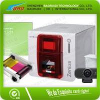 Evolis Zenius + Card Printer for color business card printing machine
