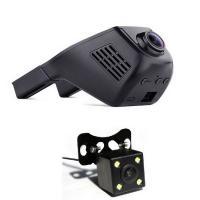 Universal use Hidden camera Full HD 1080P wifi Car DVR with Novatek 966658