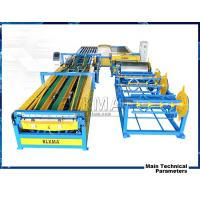 automatic HVAC air duct manufacturing machine auto production line 5 for sale
