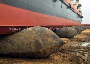 China Launching Underwater Salvage Air Lift Bags Natural Rubber High Strength on sale