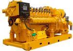 Meso天燃ガスの発電機(力:300kwの長さ:3200mmの幅:1250mmの高さ:2100mm)