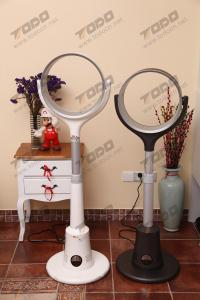 China Electric Bladeless fan Fan With Remote Control on sale