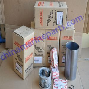 Yanmar engine parts 4tne84,piston, ring and liner Marine parts for