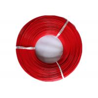 China Miniature Size 32AWG FEP Insulated Wire Transparent Cover Tinned Copper Wire on sale