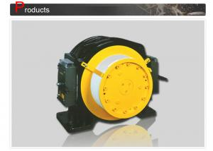 China Traction Elevator Components , Gearless Traction Machine For Lift SN-TMMY05B on sale