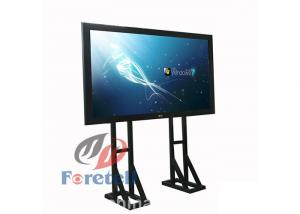 China 3G WiFi Android Large Interactive Touch Screen Lcd Monitor 65 Inch Dustproof on sale