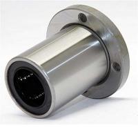 China CNC Machining Parts-Round Flanged Linear Motion Ball Bushings