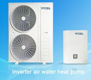 China V-COOL factory Inverter Air Water Heat Pump on sale