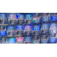 Wholesale cheap frozen disney dvd movies story gift baby kids children cartoon dvd movies
