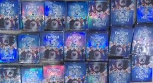 China Wholesale cheap frozen disney dvd movies story gift baby kids children cartoon dvd movies on sale