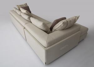 Quality Contemporary Modern Fabric Sofas , Occasional sofa furniture for sale