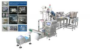 China Automatic Hardware Parts Counting Vertical Packaging Machine High Speed on sale