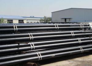 China ASME B36 Seamless Steel Pipe , Durable Seamless Carbon Steel Tube 12Ni14/1.5637 on sale