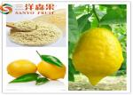 White Sweet / Sour Lemon Juice Powder Antioxidant And Antitumor Activity